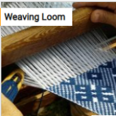 Weaving Loom Jigsaw Puzzle Game