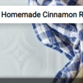 Homemade Cinnamon Rolls Jigsaw Puzzle Game