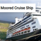 Moored Cruise Ship Jigsaw Puzzle Game