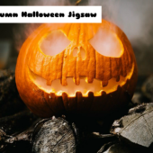 8B Autumn Halloween Jigsaw