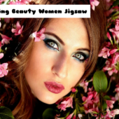 8B Spring Beauty Women Jigsaw
