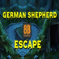 8b German Shepherd Escape