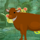 G4K Brown Cow Escape