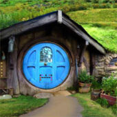 Mirchi Rescue the Rabbit from Hobbit House Escape
