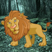 WowEscape Save the King Lion