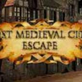 365 Lost Medieval City Escape
