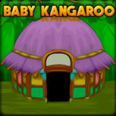 G2J Baby Kangaroo Escape