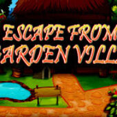 Top10 Escape From Garden Villa