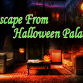 Top10 Escape From Halloween Palace