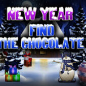 Top10 New Year Find The Chocolate