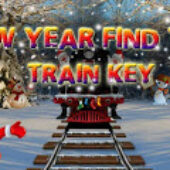 Top10 New Year Find The Train Key