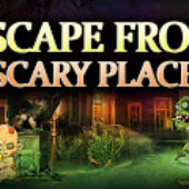Top10 Escape From Scary Place