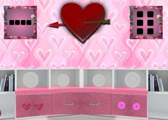 8b Valentine House Escape