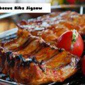 8B Barbecue Ribs Jigsaw