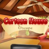 365 Cartoon House Escape