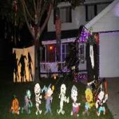 FUN Cheap Haunted Halloween House