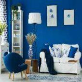 FUN Classy Dark Blue Home