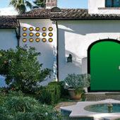 G2R Classic Backyard House Escape