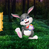 BEG Easter Bunny Forest Escape