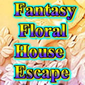 G2R Fantasy Floral House Escape