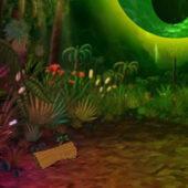 BEG Fantasy Jungle Escape