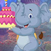G4K Birthday Elephant Escape