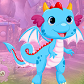 G4K Colourful Flying Dragon Escape