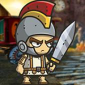 G4K Enraged Roman Soldier Escape