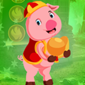 G4K Winner Pig Escape