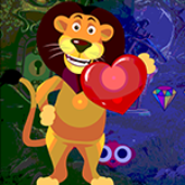 G4K Lion Love Escape
