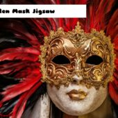 8b Golden Mask Jigsaw