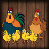 G2J Hen Family Escape
