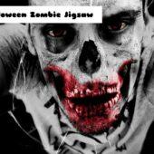 8B Halloween Zombie Jigsaw
