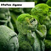 8B Jizo Statue Jigsaw
