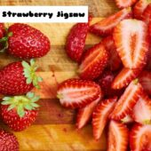 8B Red Strawberry Jigsaw