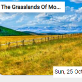 The Grasslands Of Montana Jigsaw