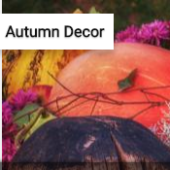 Autumn Decor Jigsaw Puzzle Game
