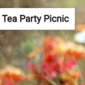Tea Party Picnic Jigsaw Puzzle Game