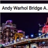 Andy Warhol Bridge At Night Jigsaw Puzzle Game
