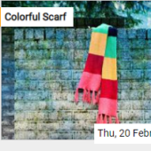 Colorful Scarf Jigsaw