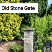 Old Stone Gate Jigsaw Puzzle Game