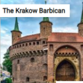 The Krakow Barbican Jigsaw Puzzle Game