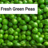 Fresh Green Peas Jigsaw Puzzle Game