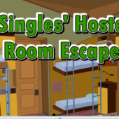 Gelbold Singles Hostel Room Escape